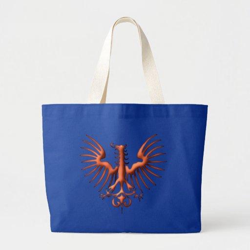 Prussia eagle Prussia Eagle Large Tote Bag