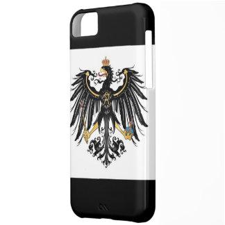 Prussia Flag iPhone 5C Cases