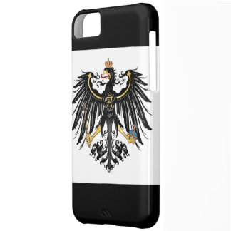 Prussia Flag Case For iPhone 5C