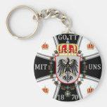 Prussia Key Chain