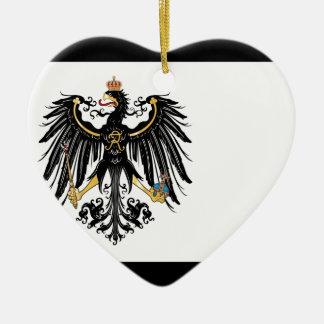 Prussia.png Ceramic Ornament