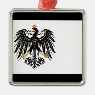 Prussia.png Metal Ornament