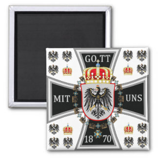 Prussia Refrigerator Magnets