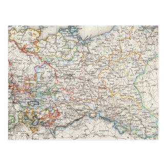 Prussia, Switzerland Postcard