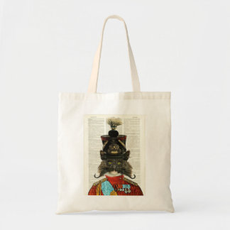 PRUSSIAN CAT TOTE BAG FOR SHOPPING, GIFT,PETSUPPLY