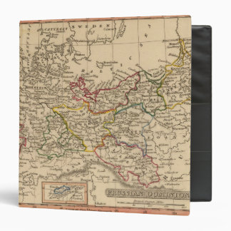 Prussian Dominions 3 Binder