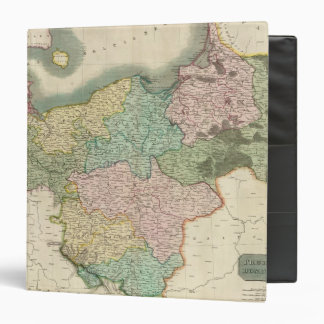 Prussian Dominions 3 Ring Binder