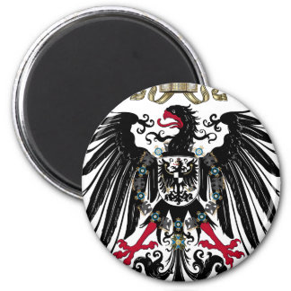 Prussian Eagle Refrigerator Magnet