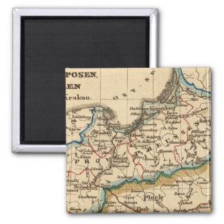 Prussian Empire Fridge Magnets