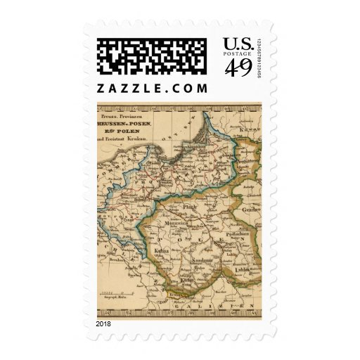 Prussian Empire Postage Stamp