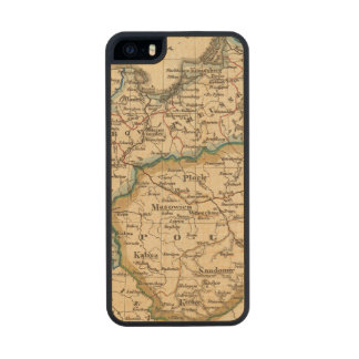 Prussian Empire Carved® Maple iPhone 5 Slim Case