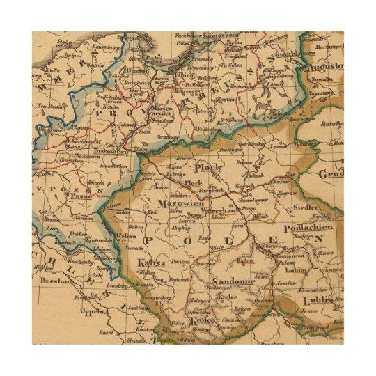 Prussian Empire Wood Wall Decor