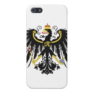Prussian Flag iPhone 4 Case