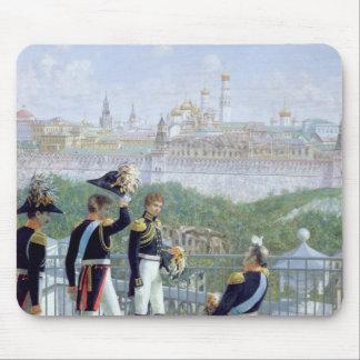 Prussian King Friedrich Wilhelm II Mouse Pad