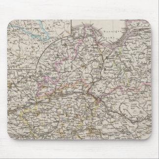 Prussian Provinces Mouse Pad