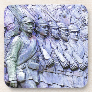 Prussian Soldiers,Marching (5) Coaster