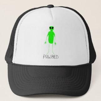 Prwbed Alien Trucker Hat