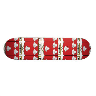 Pryor Family Crest Skateboard Deck
