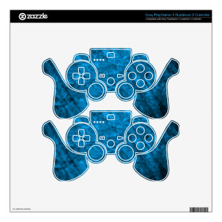 PS3 controller Skin Template - Customized