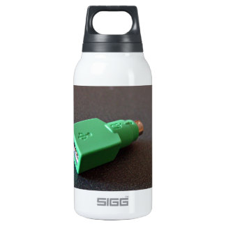PS/2 motherboard to USB mouse adaptor 10 Oz Insulated SIGG Thermos Water Bottle
