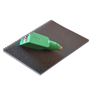 PS/2 motherboard to USB mouse adaptor Spiral Note Books