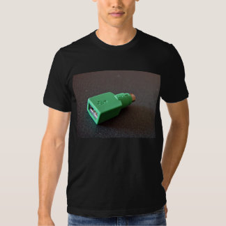 PS/2 motherboard to USB mouse adaptor Tee Shirt
