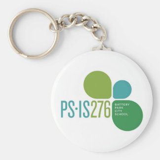 PS/IS 276 Keychain