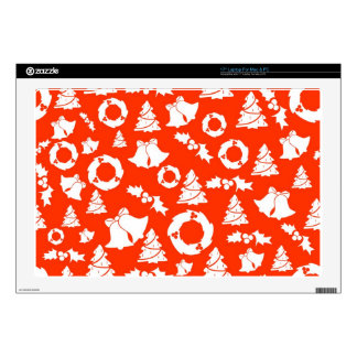 PS red-christmas-.jpg Laptop Skins