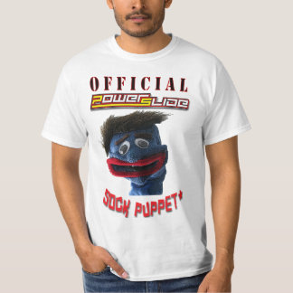 PS Sock Puppet T-shirt