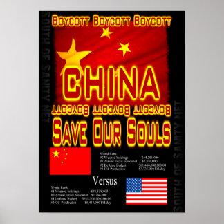 PSA China Poster