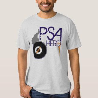 PSA Hero Tshirts