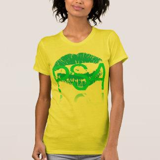 PSA LIPS (green) Shirt