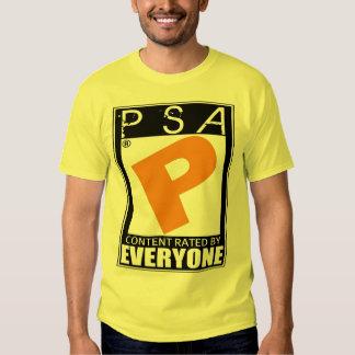 PSA RATED T-SHIRT