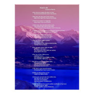 Psalm19 Poster