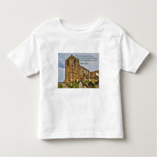 Psalm 100:5 Old Stone Church Toddler T-shirt