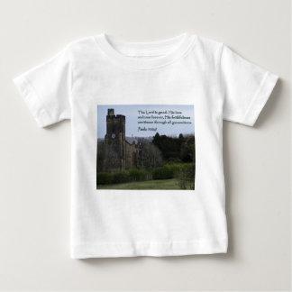 Psalm 100:5 Village Church Baby T-Shirt