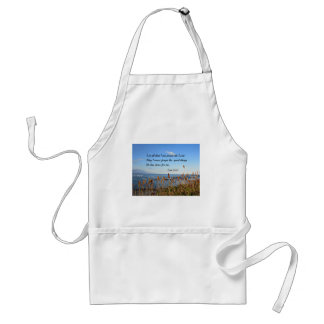 Psalm 103:2 Let all that I am praise the Lord... Adult Apron