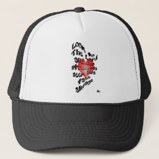 Psalm 1054 trucker hat