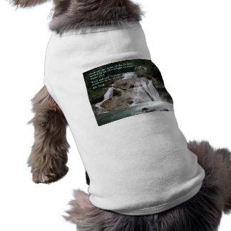 Psalm 111:2  Waterfall T-Shirt