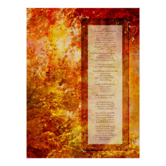 Psalm 116 poster