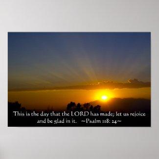 Psalm 118: 24