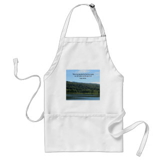 Psalm 118:24 This is the day... Adult Apron