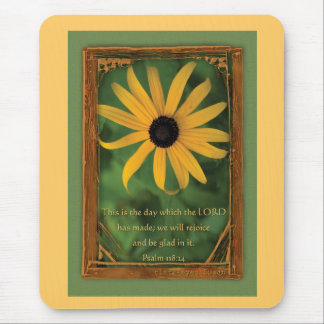 Psalm 118:24  This is the day Mouse Pad