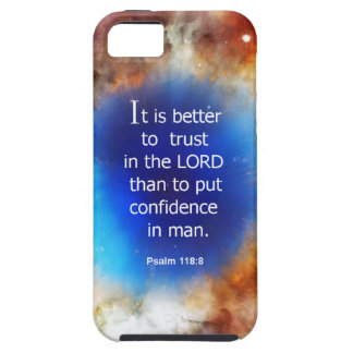 Psalm 118 8 iPhone 5/5S cover