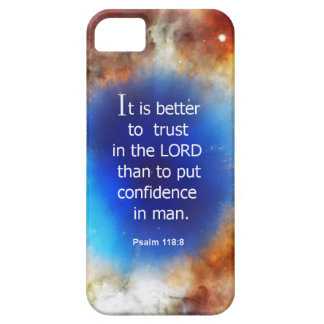 Psalm 118 8 iPhone 5/5S case
