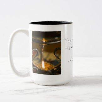 Psalm 119:105 Mug mug