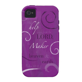 Psalm 121:2 iPhone 4/4S covers