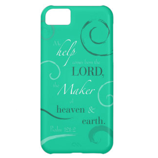 Psalm 121:2 case for iPhone 5C