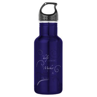 Psalm 121:2 18oz water bottle