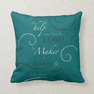 Psalm 121:2 pillows